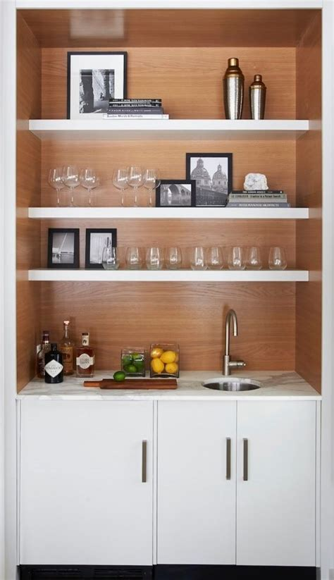 Bar Sink And Cabinets by Bar Idea Of Course Without The Sink The Lower