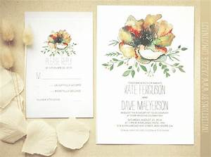 colorful watercolor flower wedding invitation need With cute wedding invitation with watercolor flowers