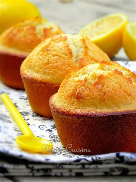 plume cuisine muffins au citron une plume dans la cuisine