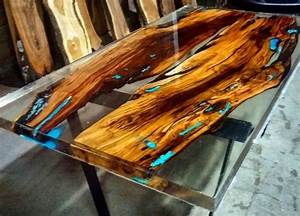 25+ Best Ideas about Resin Table on Pinterest Resin and