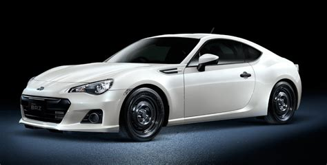 subaru japanese subaru announces brz ra racing model for japan only