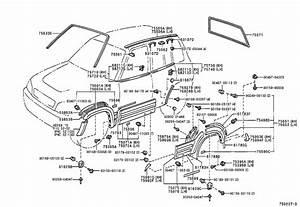 Toyota Rav4 V6 Parts Diagram  Toyota  Auto Parts Catalog