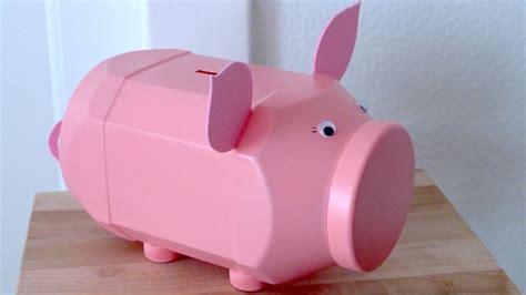sparschwein selber basteln diy strassenkreide selber machen