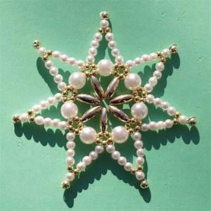 Sterne Selber Basteln Mit Perlen : weihnachts sterne mit wachs perlen ~ Lizthompson.info Haus und Dekorationen
