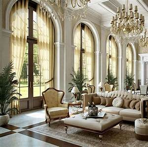 50, Magnificent, Luxury, Living, Room, Designs, 18