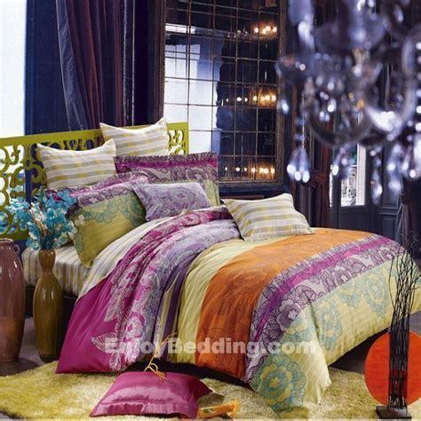 bohemian bedding collections stripe  bohemian bedding
