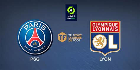 Ligue 1: analyse, cotes et pronostic pour PSG - Lyon