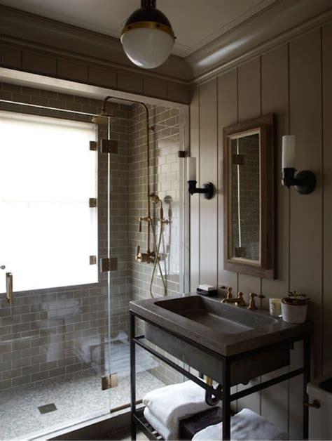 industrial bathroom mirror best 25 industrial bathroom design ideas on