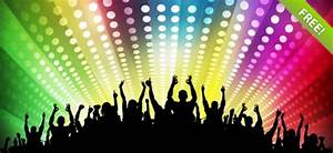 Free disco party backgrounds psd file free download for 1234 get on the dance floor video download