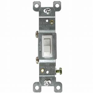 Toggle Switch 120vac 15a Single Pole  Gfci  Receptacle