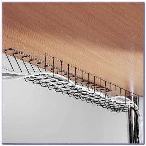 under desk cable tray office under desk cable tray desk home design ideas