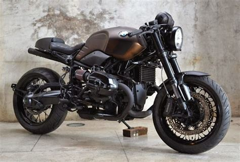 Johnnie Wash Bmw R Nine T  Return Of The Cafe Racers
