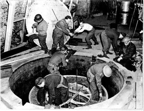 le bureau v2 german nuclear weapon project