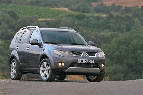 Mitsubishi Picture by 2009 Mitsubishi Outlander Ii Pictures Information And