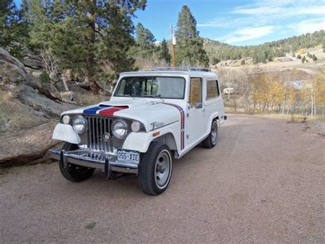 jeep commando hurst a jeep jeepster commando hurst edition jeepster commando