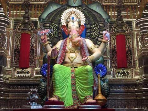 lalbaugcha raja 2017 5 times the beautiful ganesha at lalbaug in mumbai blew our mind away