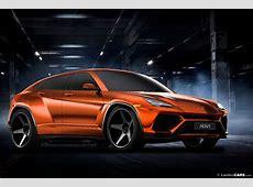 Lamborghini Urus SUV is Now Ready For Production Newfoxy