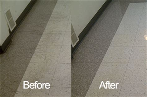 vinyl vct vinyl composition tile and wax