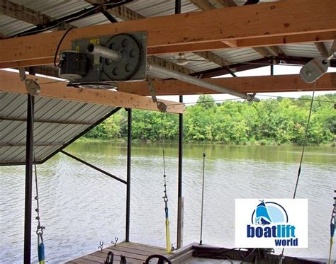 Boat Lift With Straps by 3000 Lb Sling Boat Lift Boat Lift World