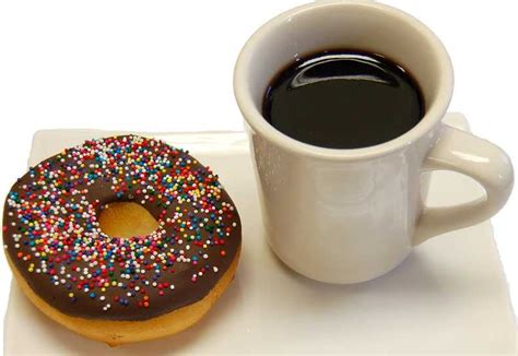 Free Donut and Coffee at Shipley Donuts