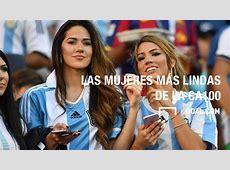 Las mujeres más lindas de la Copa America Centenario