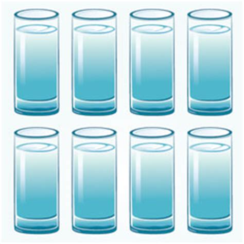 Water Health   What if I can't drink eight glasses of