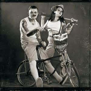 Cholo and Chola Tattoos Clowns