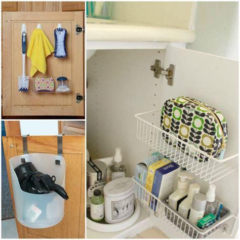 the bathroom sink storage ideas 15 ways to organize the bathroom sink