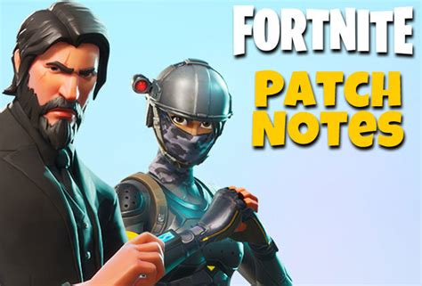 fortnite update season 3 patch notes revealed for ps4 xbox one and pc battle royale ps4
