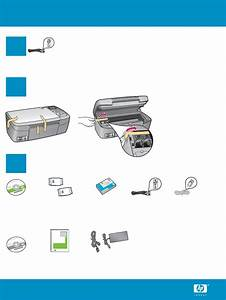 Hp Photosmart 2575 All-in-one Printer Setup Guide