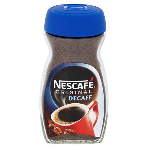 Nescafe Original Decaffeinated Instant Coffee 200G