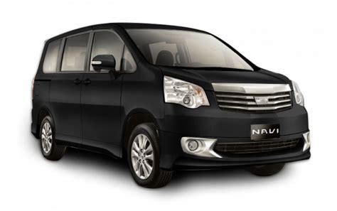 Gambar Mobil Toyota Nav1 by Daftar Harga Toyota Nav1 2019 Lengkap Semua Tipe Di