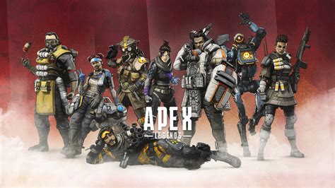 apex legends  characters hd games wallpapers hd