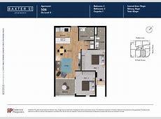 Baxter St Floorplan Apt 506 Property Mash
