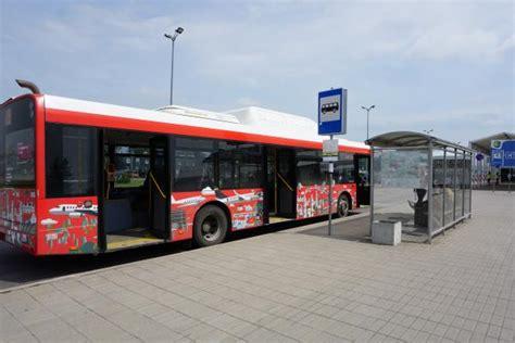 Riga Airport Kaunas Autobusas