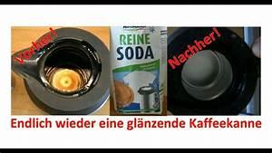 Betonpflastersteine Mit Soda Reinigen : kaffeekanne mit reinem soda reinigen mega tipp youtube ~ Frokenaadalensverden.com Haus und Dekorationen
