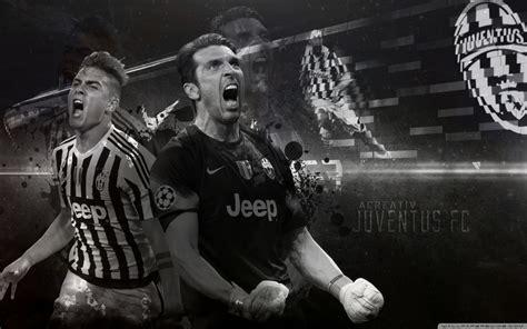 Juventus F.C. Ultra HD Desktop Background Wallpaper for 4K ...