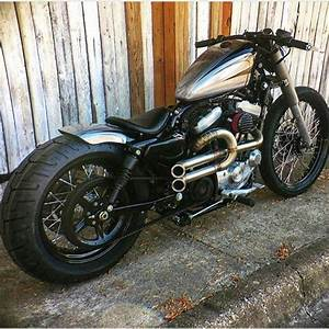 Sportster Iron883 Awesome Exhaust