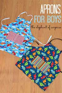 31 Sewing Projects For Boys