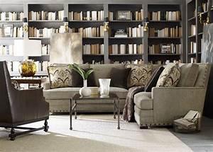 Cantor sectional dorval huntington square bernhardt for Bernhardt furniture sectional sofa
