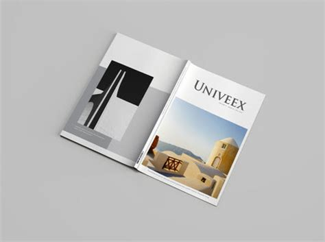 A4 brochure cover free mockup to showcase your branding project in a photorealistic style. 40+ Premium and Free Magazine Cover PSD Mockups 2018 ...