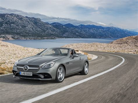 Mercedes Slc Class Backgrounds by 2017 Mercedes Slc 300 Price Photos Reviews Features