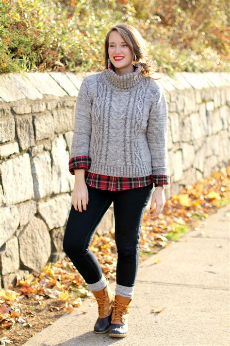 How to Wear LL Bean Duck Boots | New York City Fashion and Lifestyle Blog | Covering the Bases