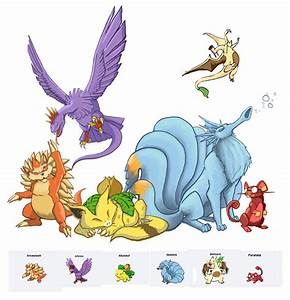 pokemon fusion generator all pokemon images