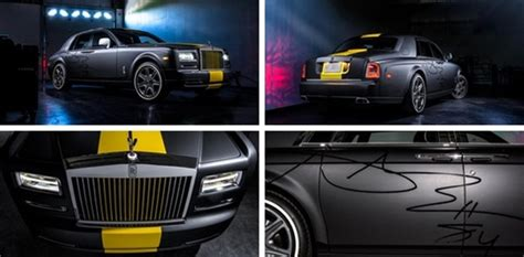 Antonio Brown gets sick custom Phantom from Rolls-Royce ...