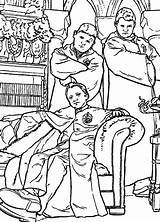 Potter Harry Coloring Pages Chamber Secrets Ron Kleurplaat Fun Weasley Kamer Geheime Hendersons Hp Printable Goblet Fire Sheet Sketch Characters sketch template