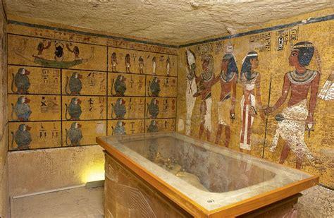 The Joint Tomb Of Tutankhamun And Nefertiti.