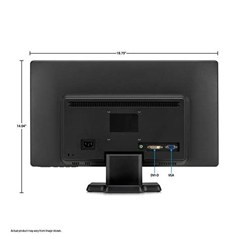 Best Hp Monitor Hp W2082a 20 Inch Led Backlit Lcd Monitor Hp Best Laptop