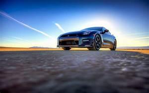 2014 Nissan GT R Track Edition 2 Wallpaper HD Car