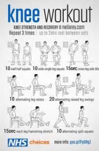Knee Arthritis Exercises Handouts